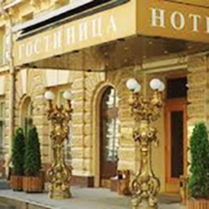 Гостиницы Плесецка