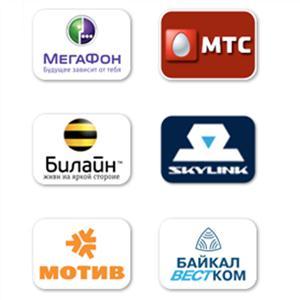 Операторы сотовой связи Плесецка