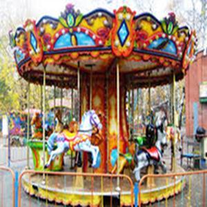 Парки культуры и отдыха Плесецка