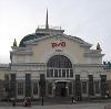 Железнодорожные вокзалы в Плесецке