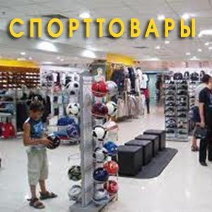 Спортивные магазины Плесецка