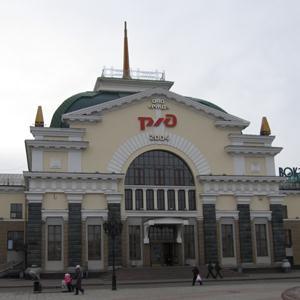 Железнодорожные вокзалы Плесецка